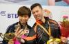 2017 ITTF Challenge Belgosstrakh Belarus Open: Владимир Самсонов и Сато Хитоми – чемпионы!