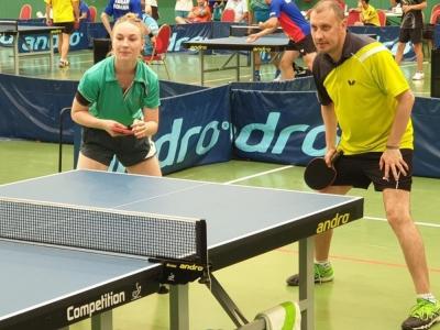 Архангельский теннисист Алексей Хорьков завоевал две золотых медали на международном фестивале в Болгарии