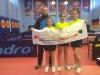 Женская команда КНТ «РОДИНА» открыла игровой сезон в Санкт-Петербурге