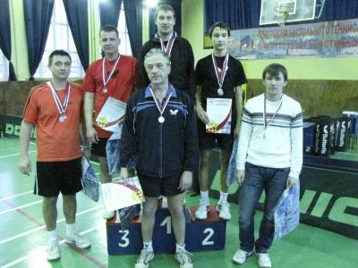 Личный чемпионат Архангельской области 2011
